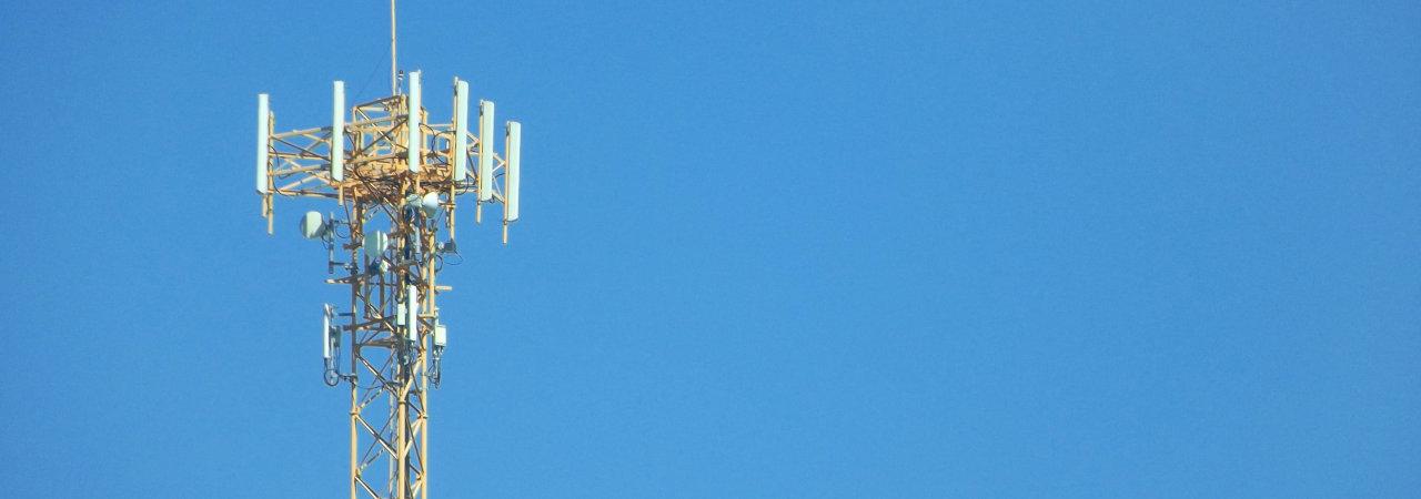 Torre Antena 4G